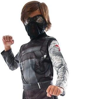 Disfraz de niño del Soldado de Invierno Recorte