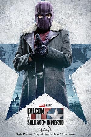 Falcon y el Soldado de Invierno Cartel Barón Zemo