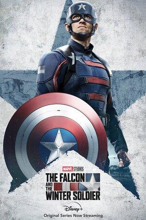 Falcon y el Soldado de Invierno Cartel John Walker