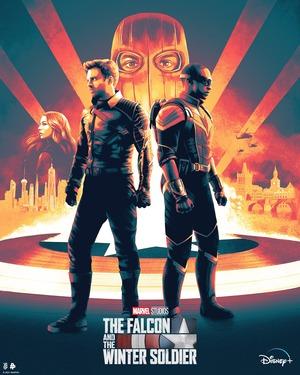 Falcon y el Soldado de Invierno Poster 6