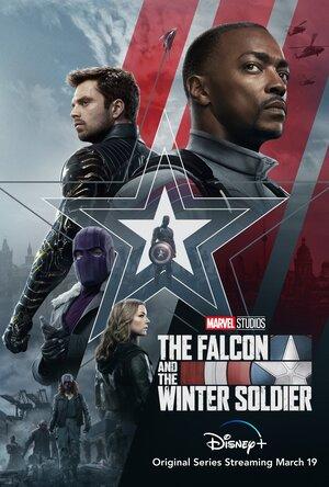 Falcon y el Soldado de Invierno Poster General