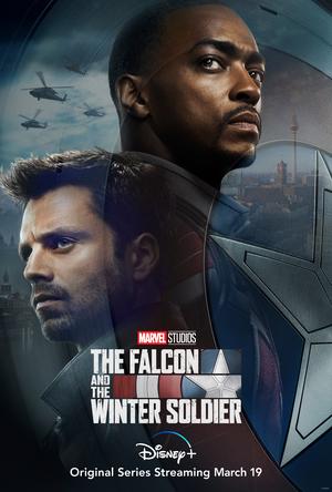 Falcon y el Soldado de Invierno Poster