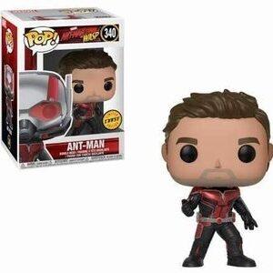 Funko Pop Ant-Man y la Avispa. Ant-Man sin Máscara