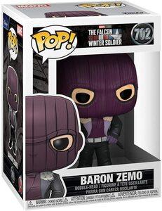 Funko Pop Falcon y el Soldado de Invierno Baron Zemo
