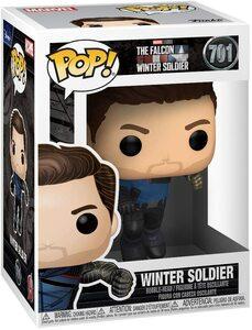 Funko Pop Falcon y el Soldado de Invierno Winter Soldier