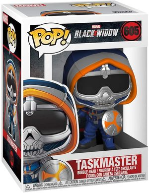 Funko Pop Viuda Negra Pelicula 605 Taskmaster
