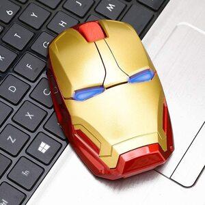 Ratón Inalámbrico Ergonómico de Ironman