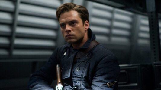 Sebastian Stan es Bucky Barnes