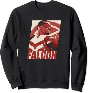 Sudadera Falcon y el Soldado de Invierno Falcon Poster