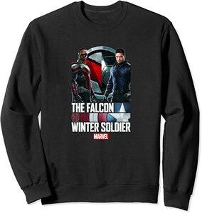 Sudadera Falcon y el Soldado de Invierno Logo Poster