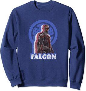 Sudadera Falcon y el Soldado de Invierno Retro Falcon