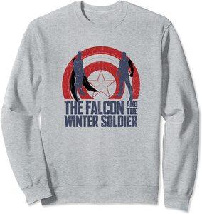 Sudadera Falcon y el Soldado de Invierno Siluetas Modelo 2