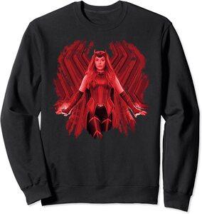 Sudadera Marvel Wandavision TV Scarlet Witch Bruja Escarlata Wanda Maximoff 2