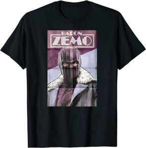 xCamiseta Manga Corta Falcon y el Soldado de Invierno Baron Zemo Concert