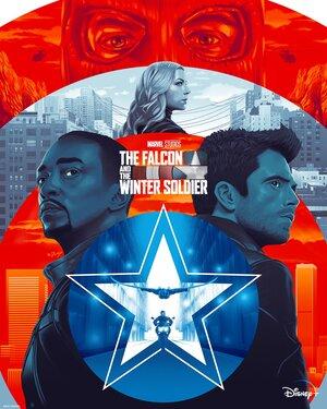 Falcon y el Soldado de Invierno Poster 10