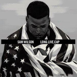 Falcon y el Soldado de Invierno Sam Wilson Long Live Cap