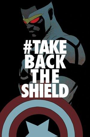 Falcon y el Soldado de Invierno Take Back The Shield