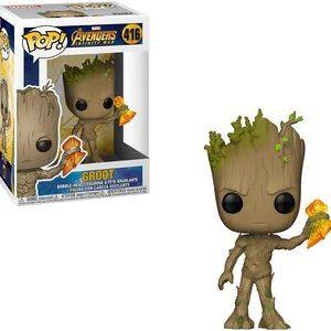 Funko Pop Groot Infinity War Stormbreaker