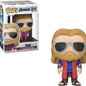 Funko Pop Thor Vengadores Endgame