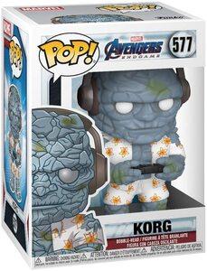 Funko Pop Thor Vengadores Endgame Gamer Korg