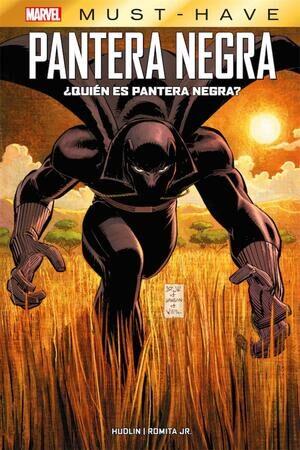 Libro Marvel Must Have Black Panther Pantera Negra