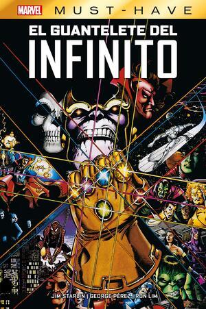 Libro Marvel Must Have El Guantelete del Infinito