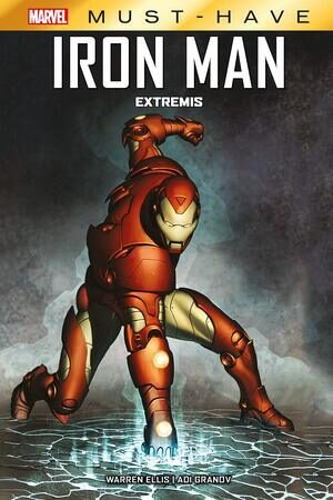 Libro Marvel Must Have Ironman Extremis