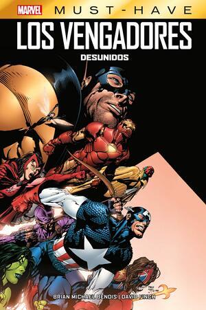 Libro Marvel Must Have Los Vengadores Desunidos