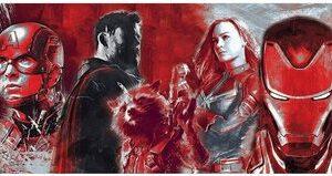 S23 Taza Marvel Avengers Endgame ABYstyle