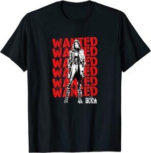 Camiseta Manga Corta Falcon y el Soldado de Invierno Sharon Carter Wanted Cuerpo