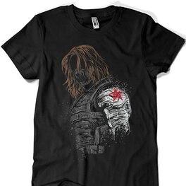 Camiseta falcon y el Soldado de Invierno Winter Soldier