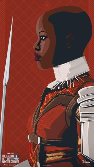 Falcon y el Soldado de Invierno Poster 12