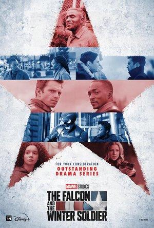 Falcon y el Soldado de Invierno Poster Premios Emmy