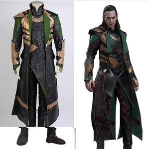 Adulto Disfraz de Loki de Lujo