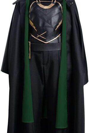 Adulto Disfraz de Sylvie de la Serie Loki de Lujo