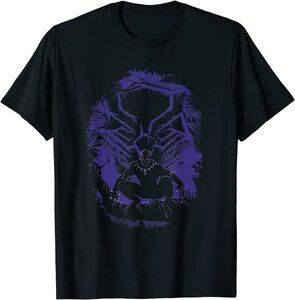 Camiseta Black Panther Rey T'Challa