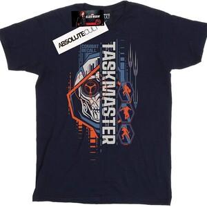 Camiseta Black Widow Taskmaster Combat Recall
