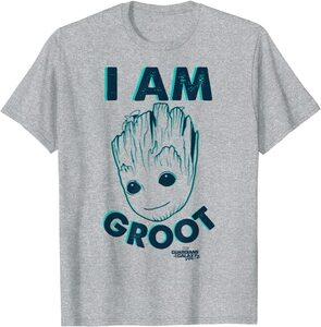 Camiseta Guardianes de la Galaxia Vol. 2 Yo soy Groot