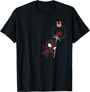 Camiseta Miles Morales Spider-Cat