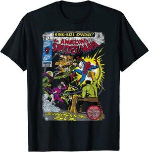 Camiseta Spider-Man Portada Comic The Sinister Six