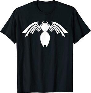 Camiseta Venom Simbolo