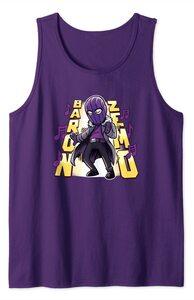 Camiseta sin mangas Falcon y el Soldado de Invierno Baron Zemo Bailando