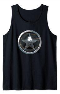 Camiseta sin mangas Falcon y el Soldado de Invierno Logo Winter Soldier