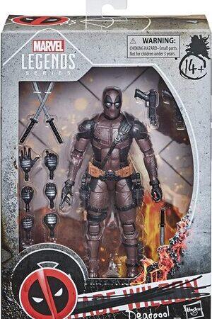 Figura Marvel Legends Deadpool