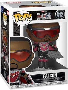Funko Pop Falcon y el Soldado de Invierno Falcon con alas