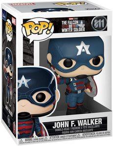 Funko Pop Falcon y el Soldado de Invierno John F. Walker