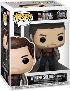 Funko Pop Falcon y el Soldado de Invierno Winter Soldier Zona 73