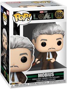 Funko Pop Serie Loki 896 Mobius