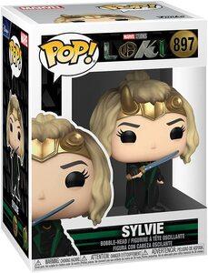 Funko Pop Serie Loki 897 Sylvie