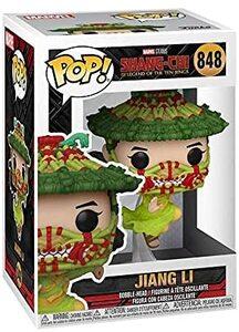 Funko Pop Shang Chi y la Leyenda de los diez anillos 848 Jiang Li